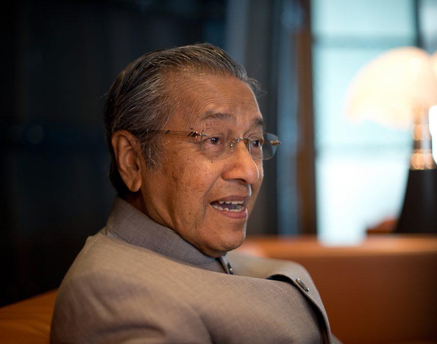 Dr Mahathir regrets arrest of social media user