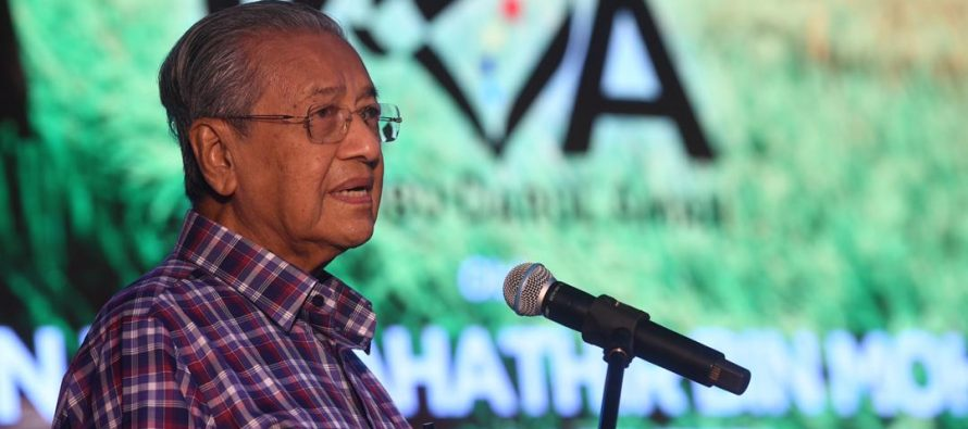 Dr M defends AG, chides Syazlin for not representing Adib's family
