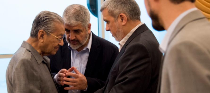 Scholarships for Palestinians: Netizens slam govt's move