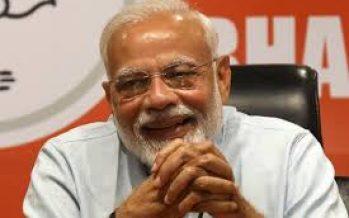 Modi poised to win bigger majority, exit polls show