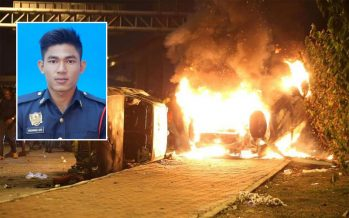 'Adib was not pulled out of EMRS van'