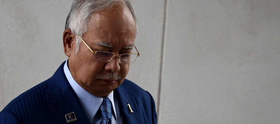 RM42 million transferred to Najib's account