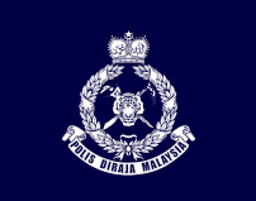 Police fire two shots during raid in Sungai Siput