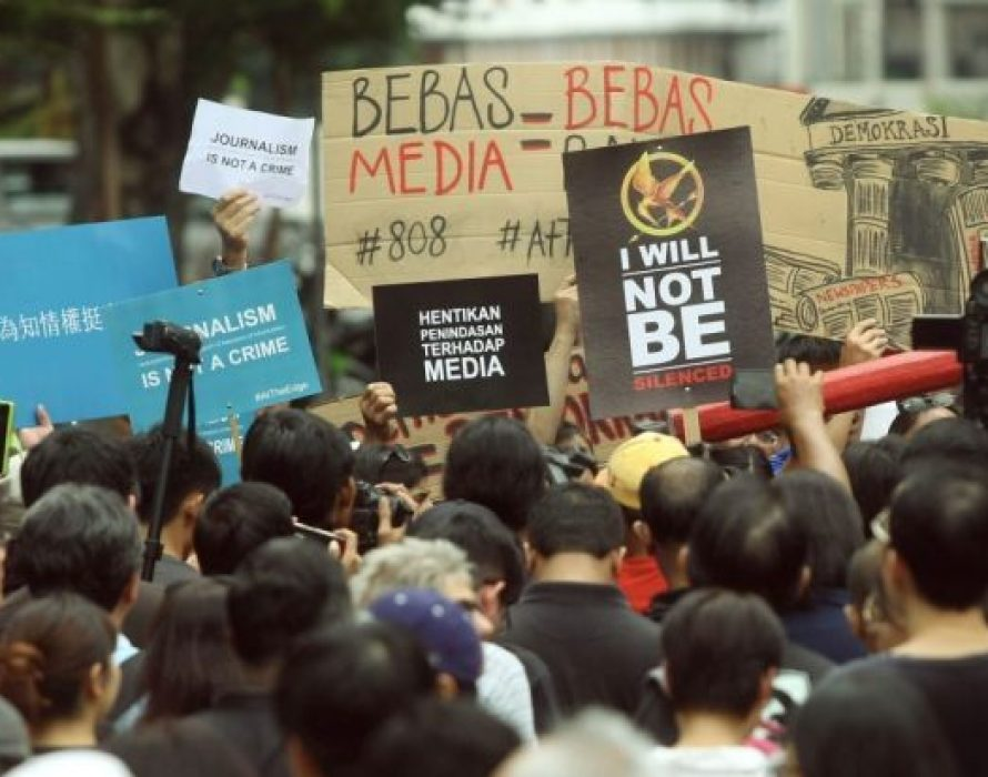 More press freedom post GE-14 with room for improvement