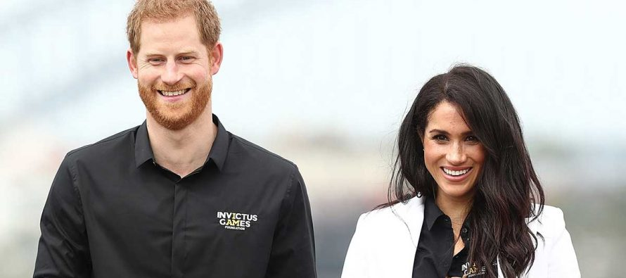 Prince Harry 'over the moon' as Meghan gives birth to a boy