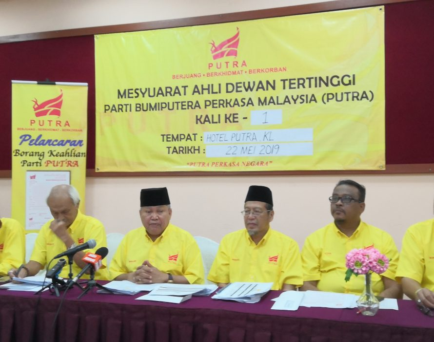 'Malays split due to failure of existing Malay parties'