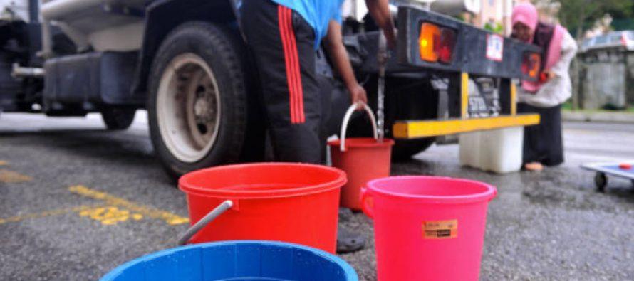 Sada: Prepared for water disruption during Aidilfitri