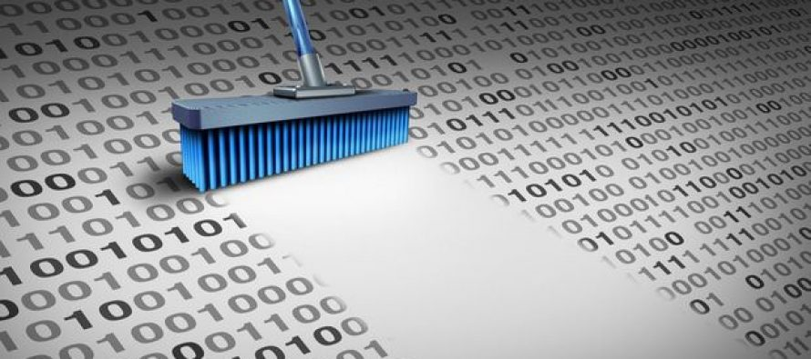 Privacy measures for electronic devices through data sanitisation