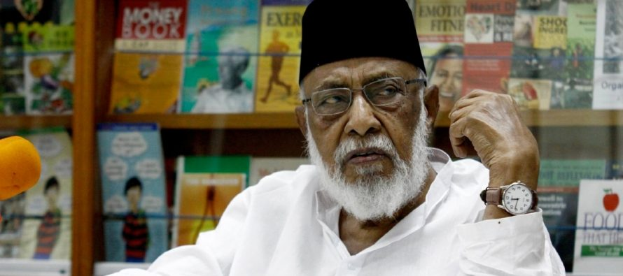 Consumer rights advocate SM Mohamed Idris dies