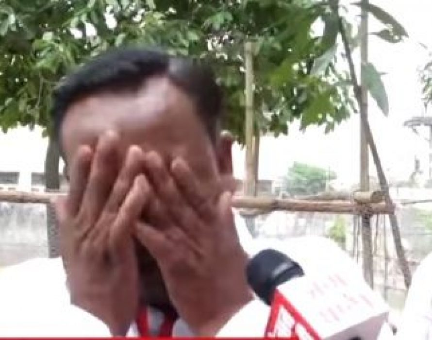 Punjab Candidate Cries After Getting Only 5 Votes