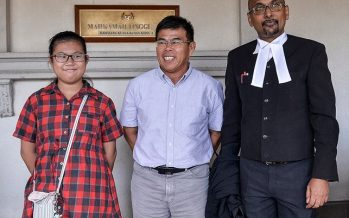 Perak-born stateless child now a citizen