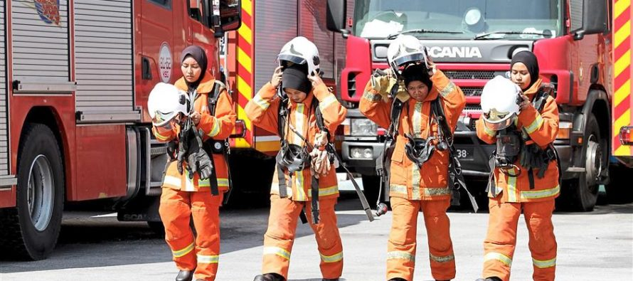 SOP for female fire and rescue dept to be reviewed