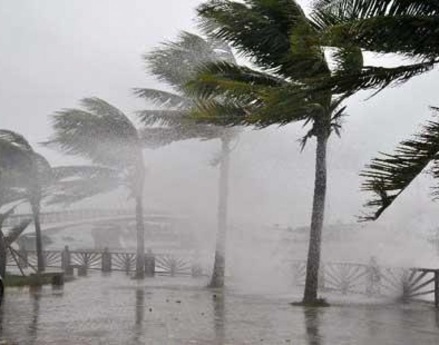 Northern states to experience heavy rain, strong winds