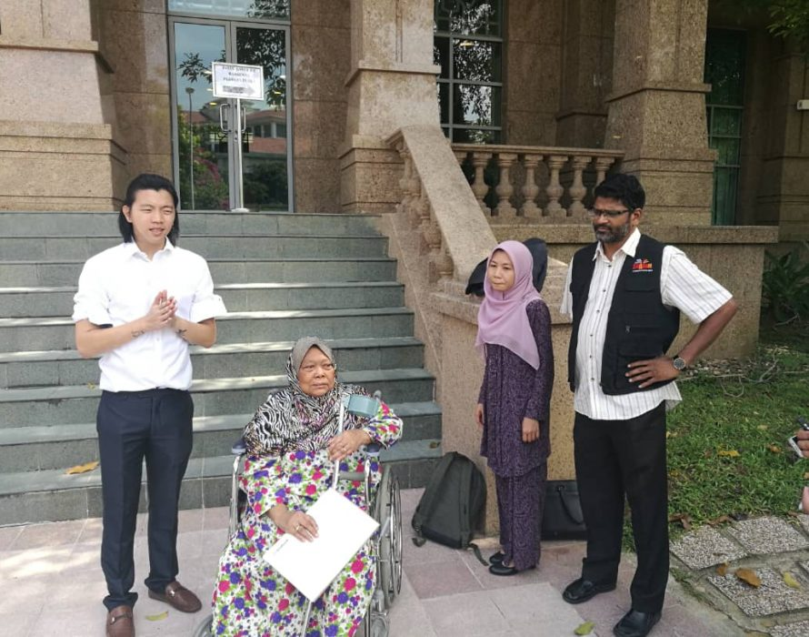 Suaram to gov't: Release Redzuan from prison immediately