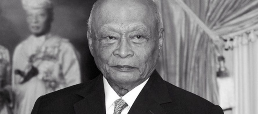 Sultan Ahmad Shah: The Ruler who is quick to help