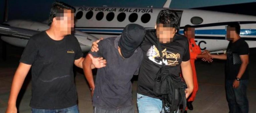 Four caught over terror attack plans in Malaysia