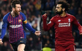 Messi double downs Liverpool