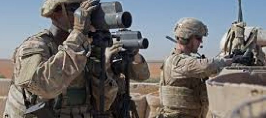 Pentagon mulling request to send 5,000 troops to Middle East
