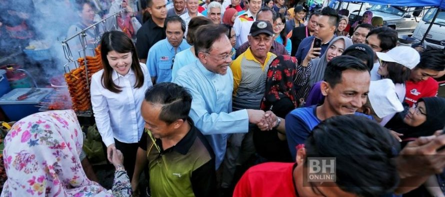 Anwar: Vivian will continue work of late father