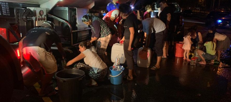 Klang water woes: Supply to be restored by today