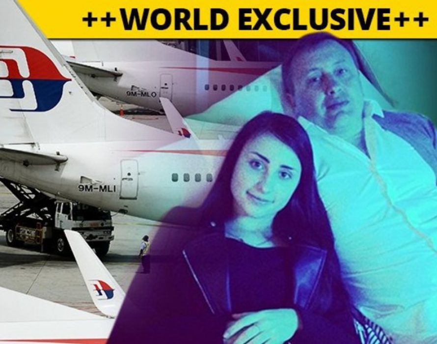 MH370: Ukrainian passenger's daughter blasts wild claims her dad hijacked Malaysia Airlines jet