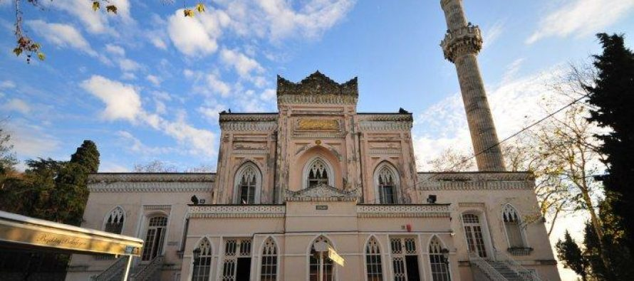 Hamidiye Camii: Mosque in Turkey designs paradise described in the Quran