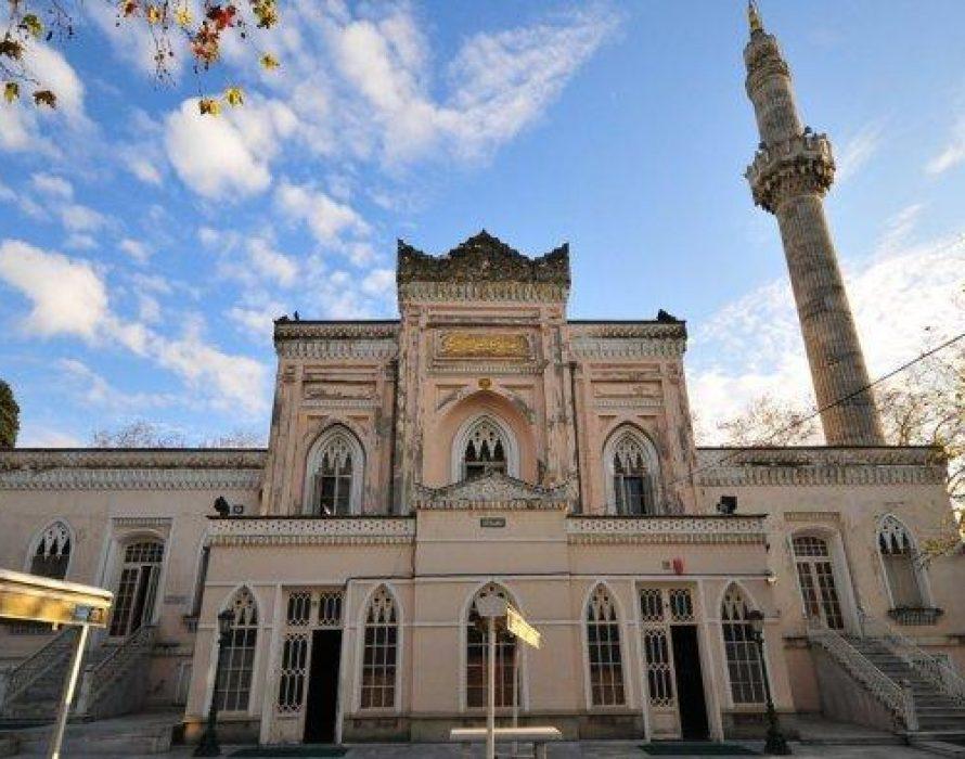 Hamidiye Camii: Mosque in Turkey designs paradise described in the Quran