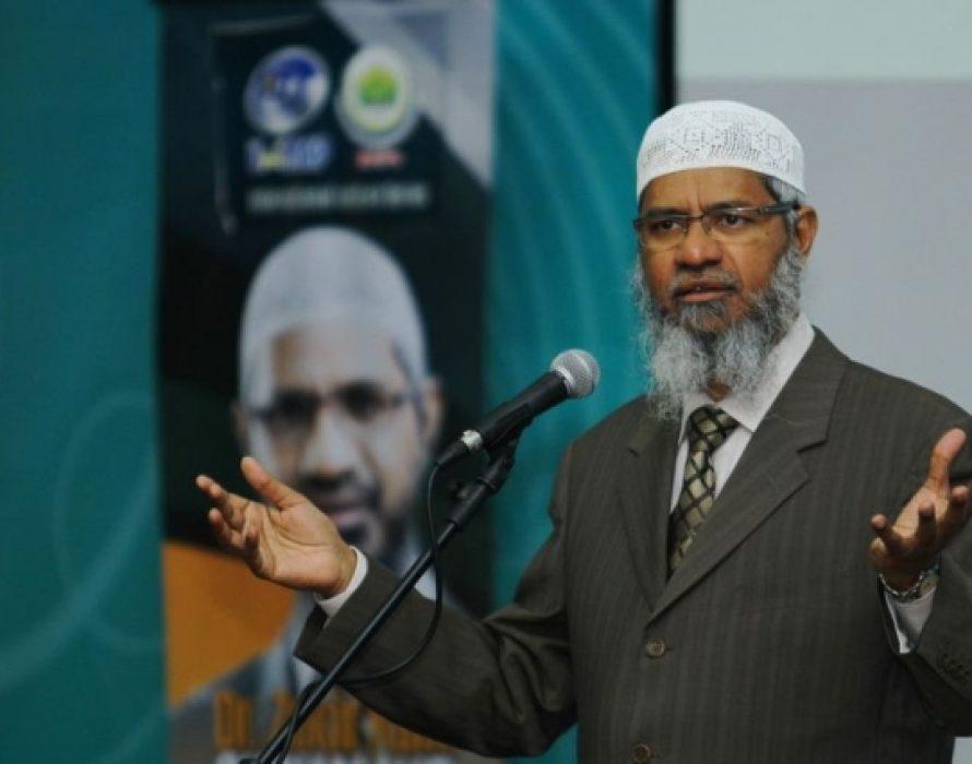 Putrajaya rubbishes Indian media reports on Zakir Naik