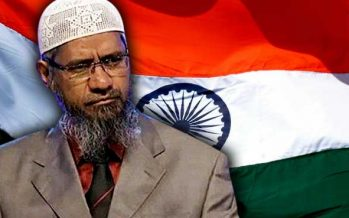 Zakir Naik charged with money laundering