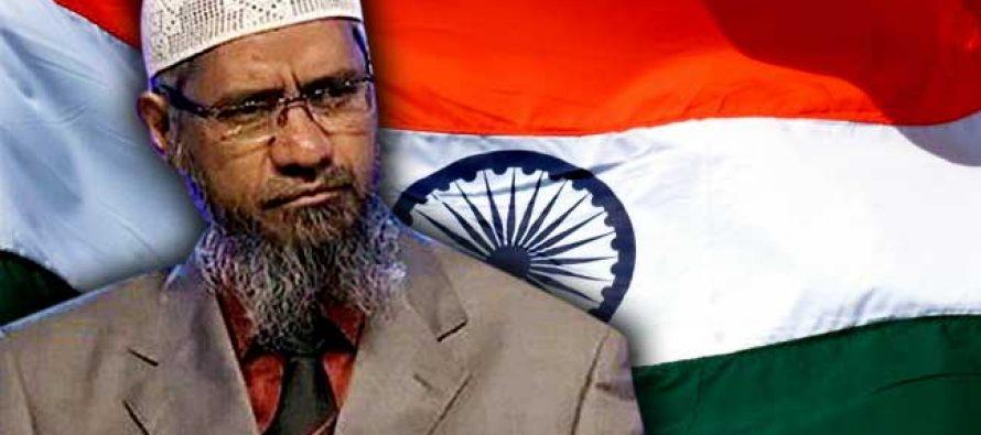 Zakir Naik charged with money laundering
