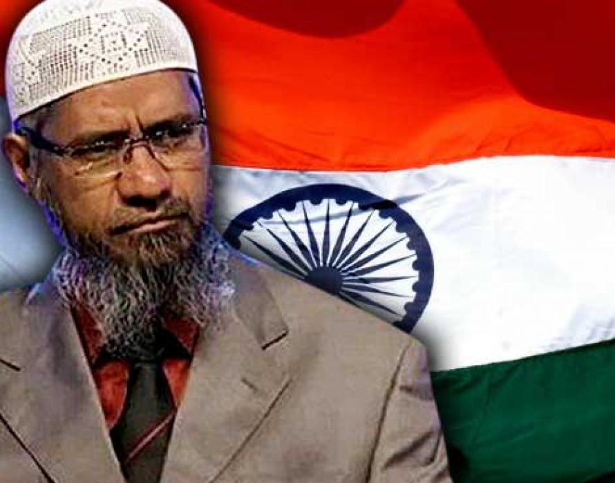 Planned terror attack in India: PDRM has received no report on Zakir Naik