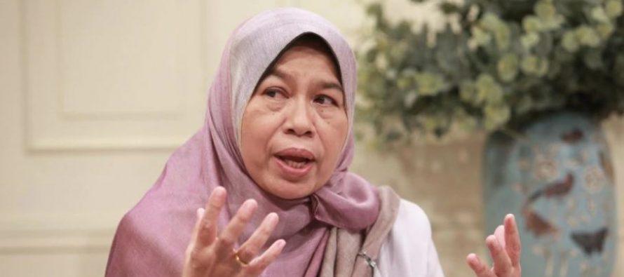 Zuraida: Shazlin withdrew  because her presence was 'redundant',