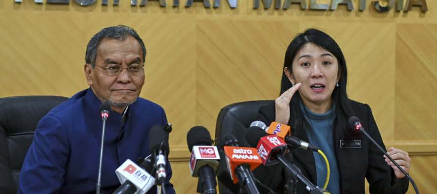 Yeo: Non-sustainable development caused pollution in Pasir Gudang