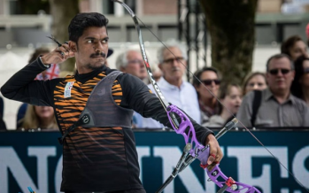 Suresh's path to world title is a thorny one