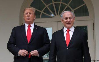 Israel PM inaugurates Golan settlement honouring Trump