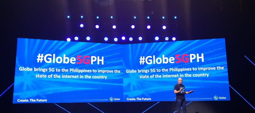 5G in Philippines, a first in South East Asia