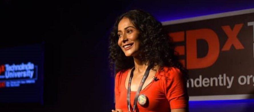 Miss India Universe Ushoshi Sengupta pens Kolkata horror