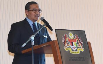 Samsuni Mohd Nor is new Sabah Federal Secretary