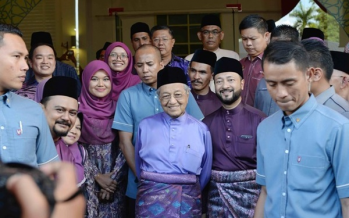Over 30,000 attend Kedah MB's raya open house