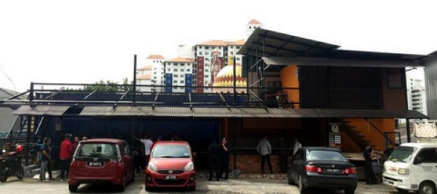 DBKL postpones demolition of illegal restaurant