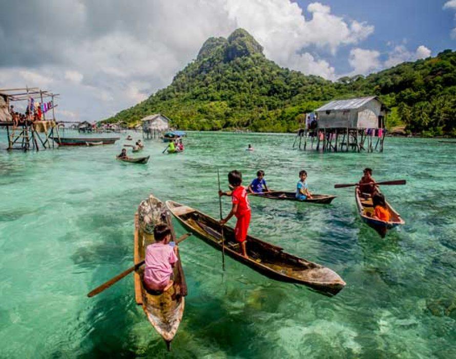 Over one million tourists visit Sabah