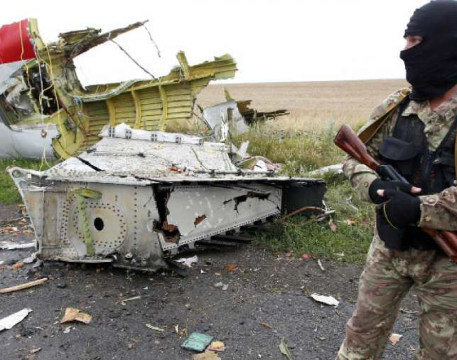 Ukraine urges Russia to admit responsibility over MH17 downing