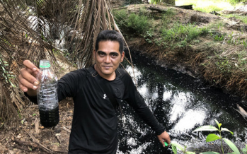 Segari residents want authorities to resolve water pollution