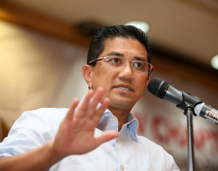 Azmin defended Latheefa Koya's appointment as MACC chief