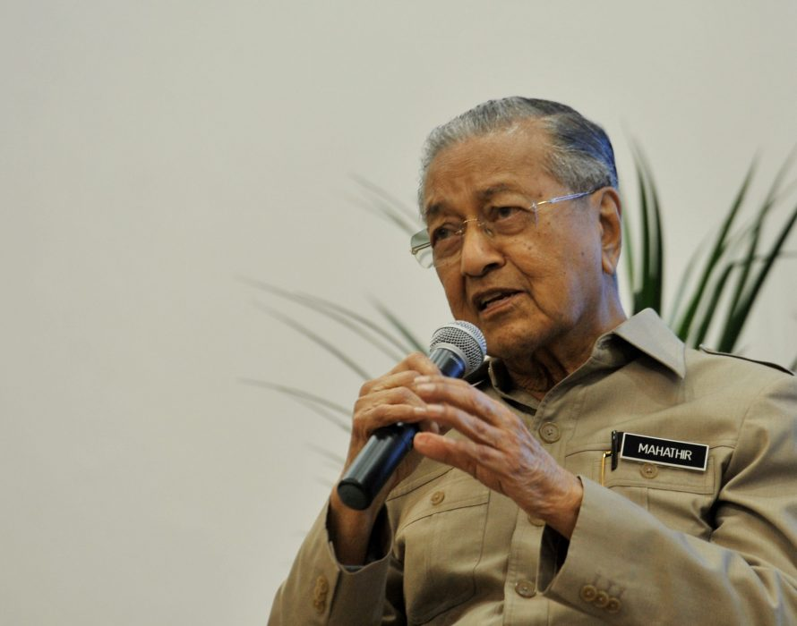 Dr M: E-commerce and economy sharing to be taxed