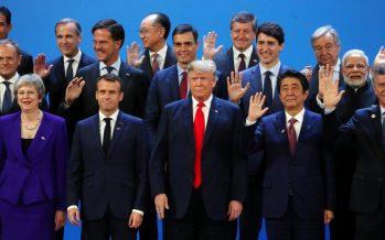 G20 to tackle US-China trade war, digital tax