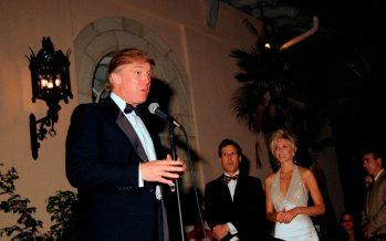 Trump on rape accuser: 'She's not my type'