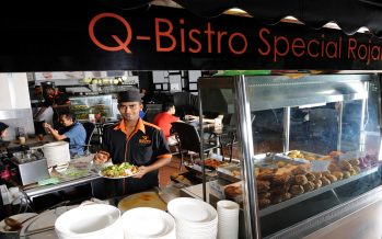 Mamak bistro with a twist and tech