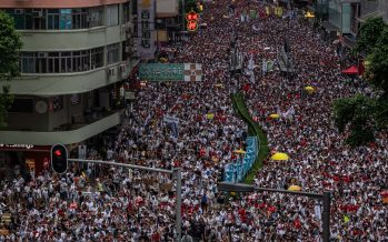 Hong Kong's divisive extradition bill suspended
