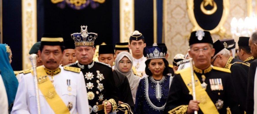 Johor Sultan: Elected representatives must be voice of the people